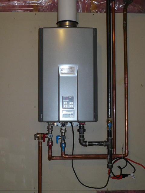 Tankless Water Heaters 2 Al S Plumbing Llc